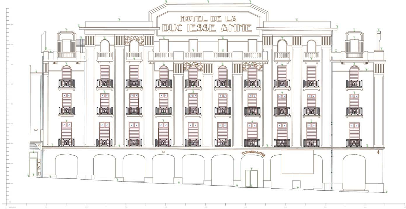 Hôtel Duchesse Anne – Nantes