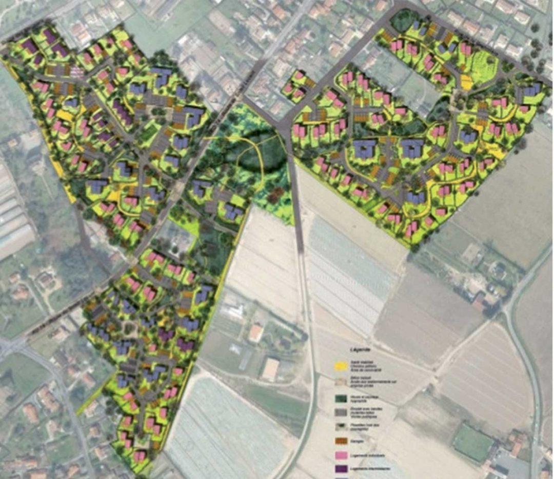 Saint Julien de concelles marche geometre plan 4