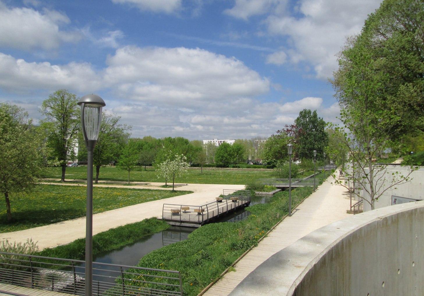 Parc Molière – Les Mureaux
