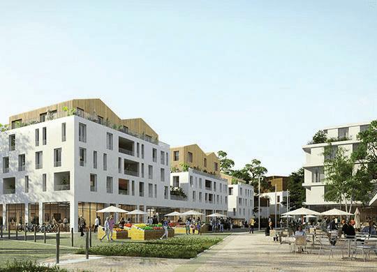 ZAC Cœur De Ville – Les Sorinnieres