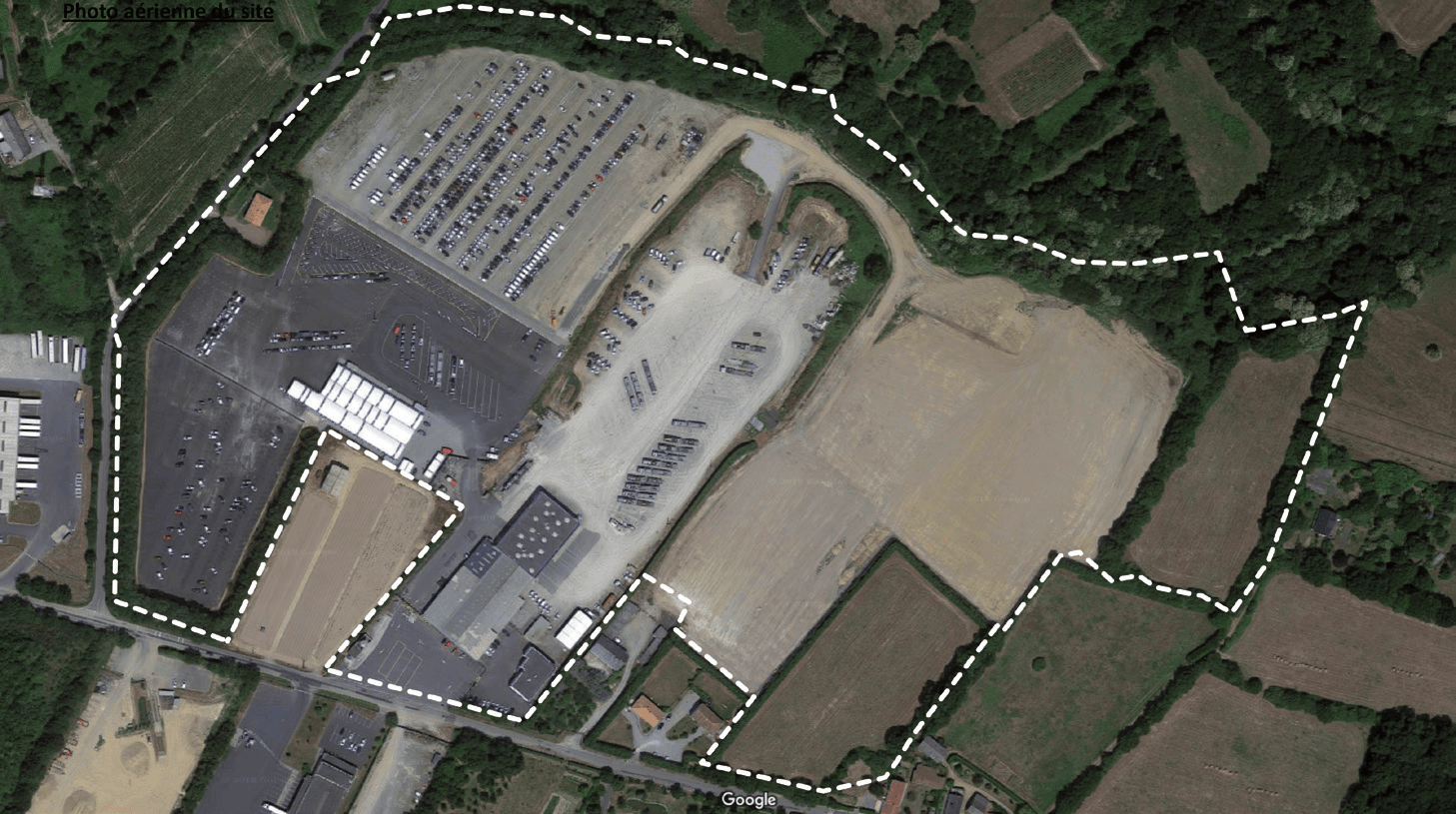 Site Industriel Rabouin – Le Cellier